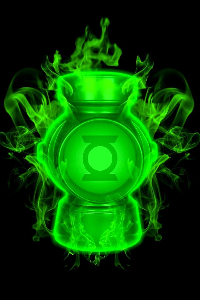 Green Lantern Powers Ring